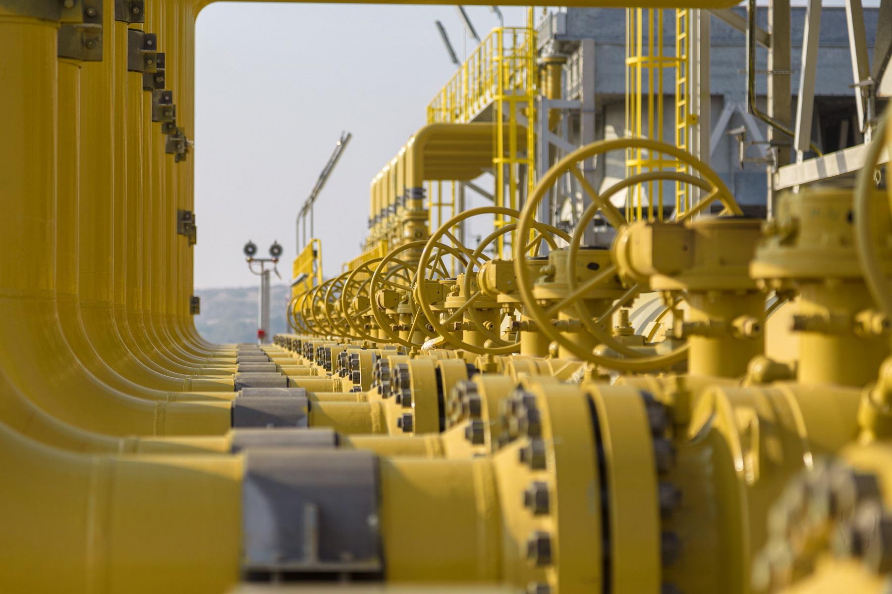 Hệ thống dẫn hơi - khí nhà máy