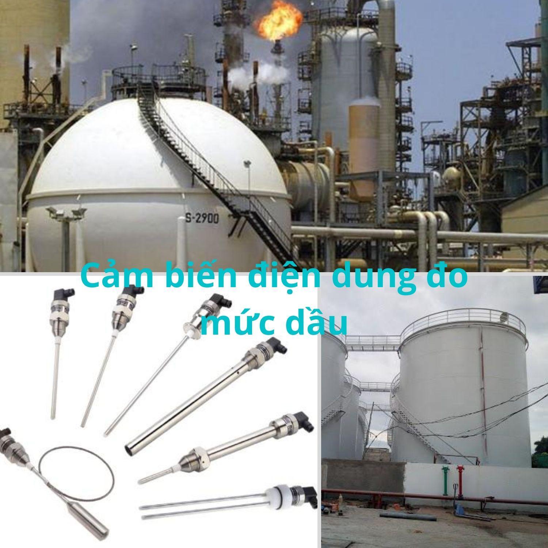 Tank chứa dầu