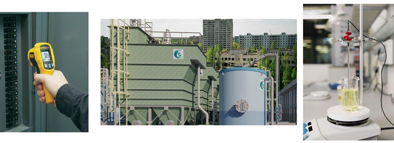 Ứng dụng đo nhiệt độ nước trong công nghiệp