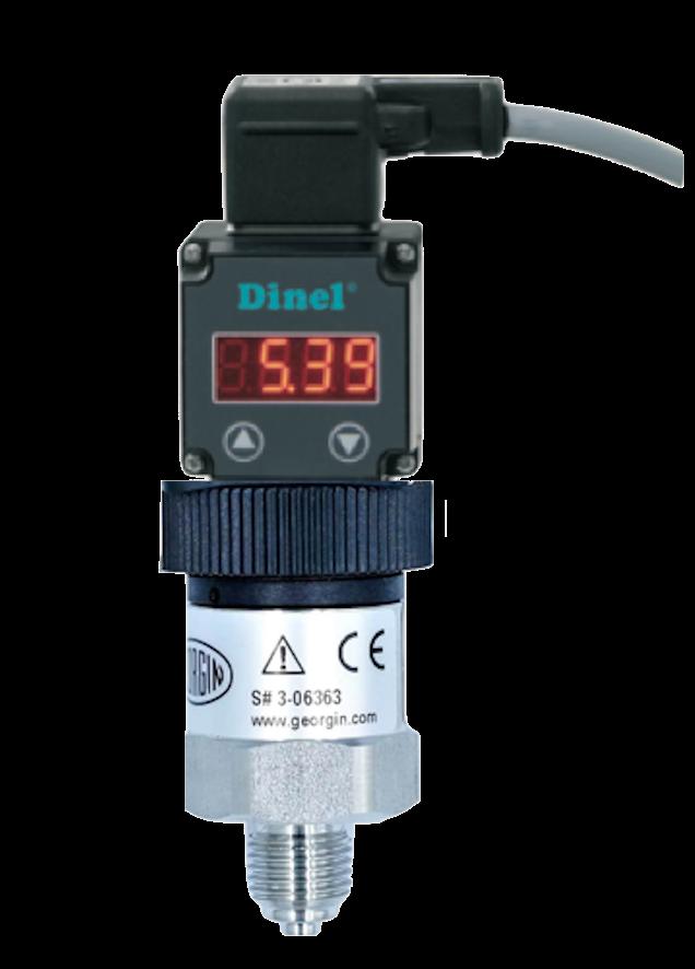Cảm biến áp suất 4-20mA hiển thị LDU-401