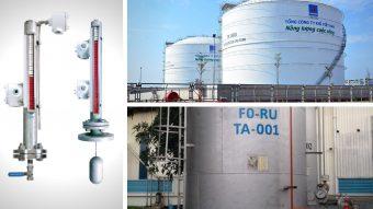 Thước đo mức dầu