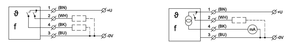 Kết nối điện TFS-25N