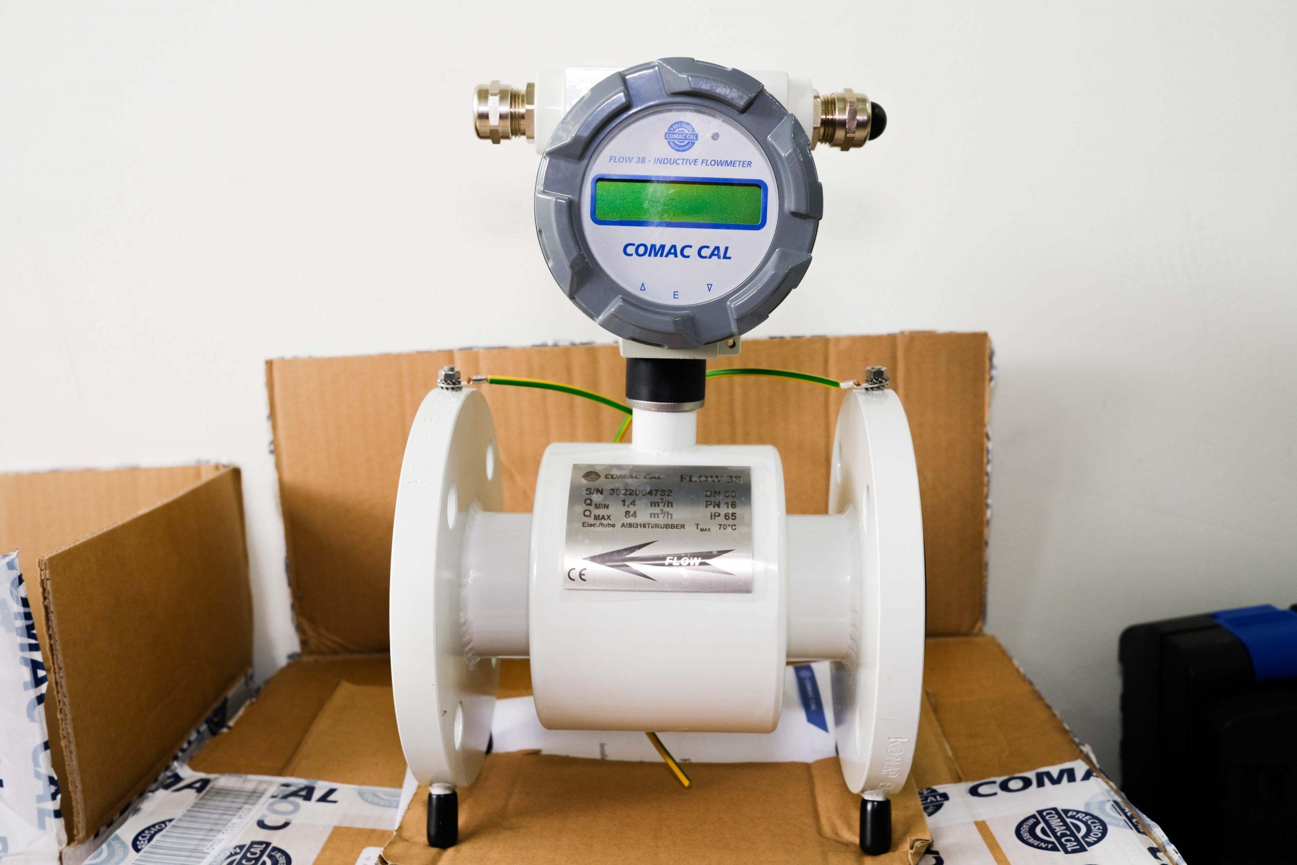 Đồng hồ đo lưu lượng hoá chất DN32 Flow38