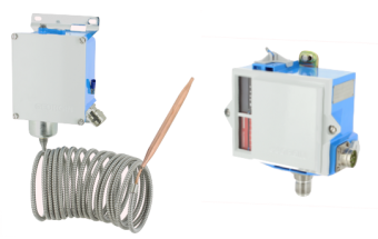Công tắc áp suất - nhiệt độ - chênh áp