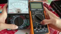 Sử dụng đồng hồ đo điện xác định đầu dây của động cơ điện 3 pha