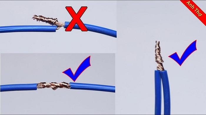 hướng dẫn nối dây điện sống