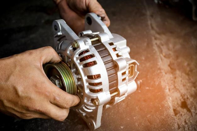 lỗi motor điện hoạt dộng phát nhiệt quá nhanh