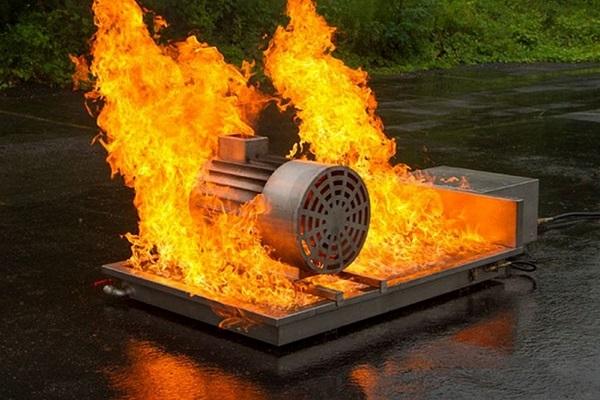 lỗi motor điện đang vận hành phát nhiệt quá nhiều