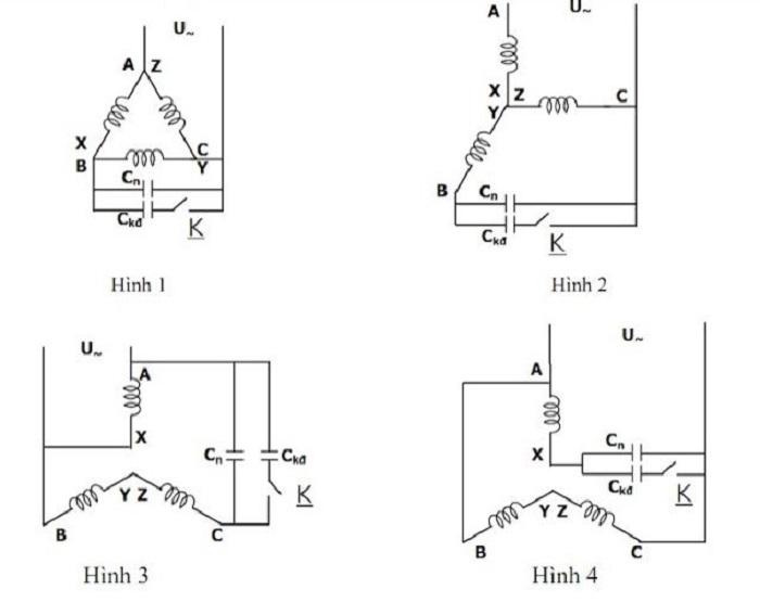 Nguồn điện 3 pha và cách mắc mạch điện phù hợp