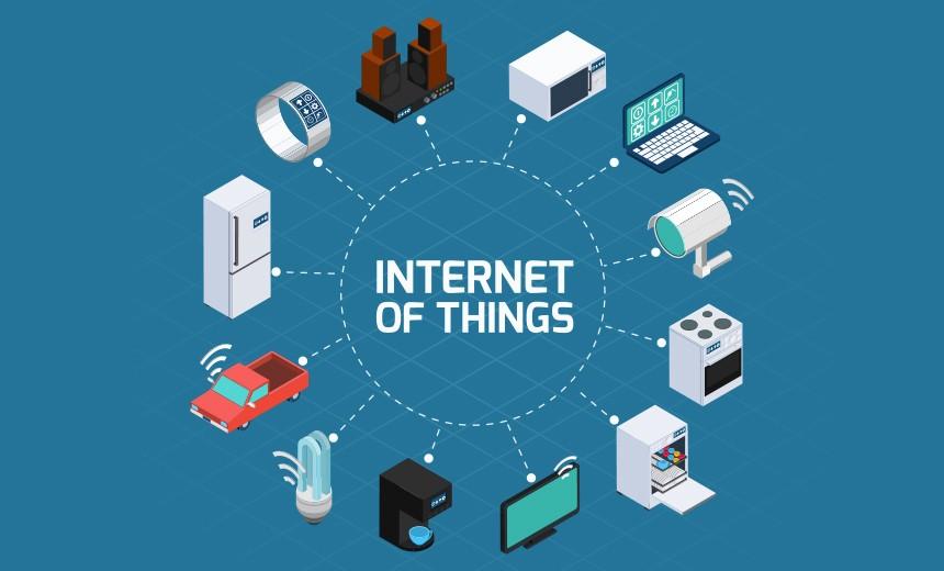Internet of things là gì? Các đặc tính cơ bản của Internet of things -