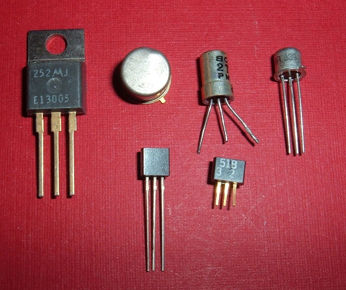 Transistor là gì? Hình ảnh chi tiết về một số dòng nổi bật