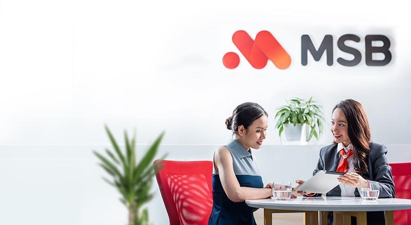 Lòng tin của khách hàng với MSB