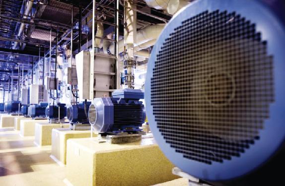 Ứng dụng của động cơ điện ABB