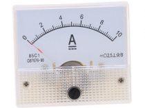 Ampe cường độ dòng điện