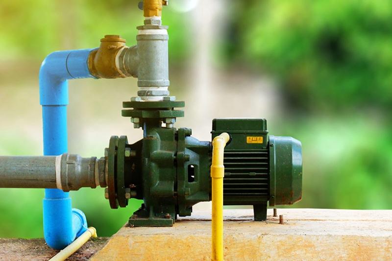 Những lỗi thường gặp của máy bơm nước