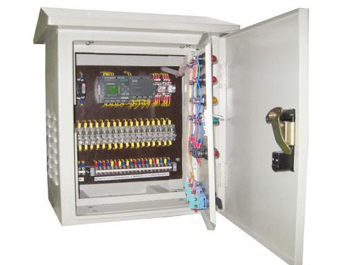 Tủ điện điều khiển ánh sáng