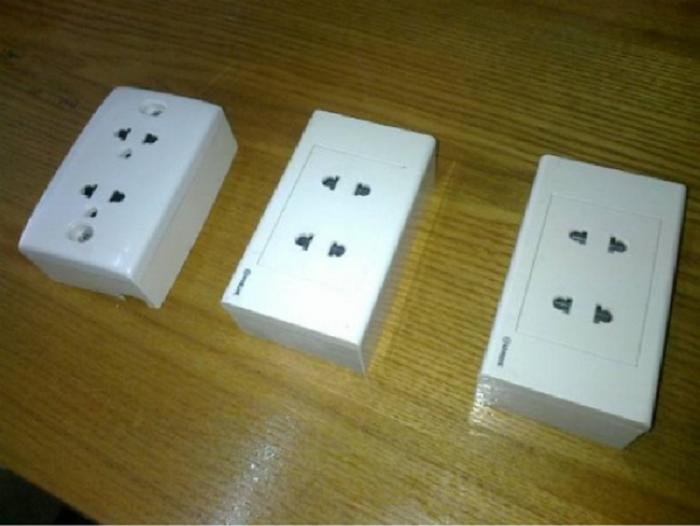 Chọn ổ cắm điện âm tường như nào