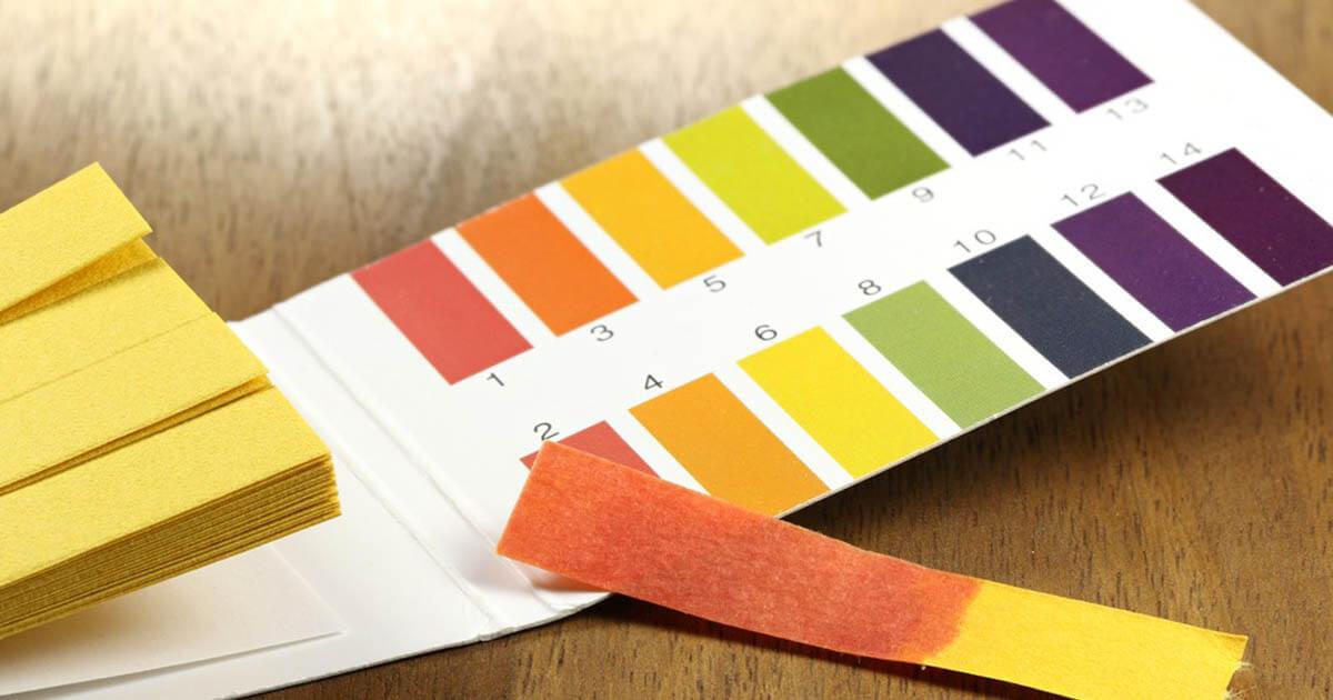 Cách xác định nồng độ pH