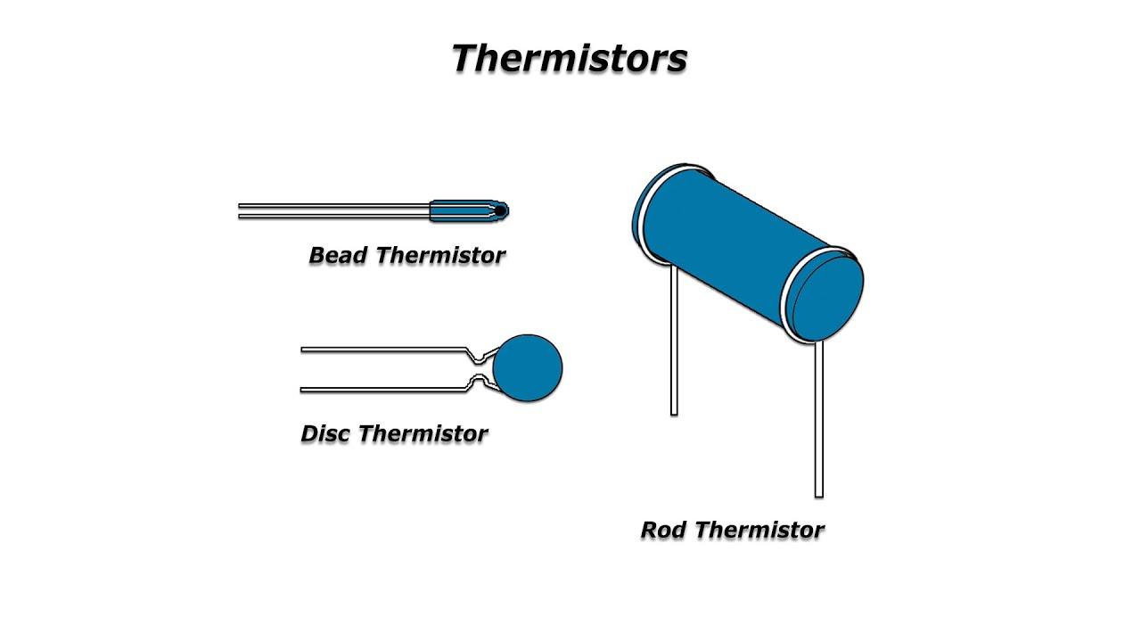 Điện trở nhiệt (Thermistor)