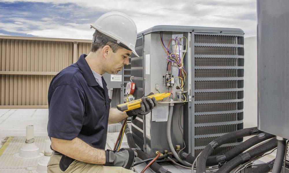 Bảo trì hệ thống HVAC
