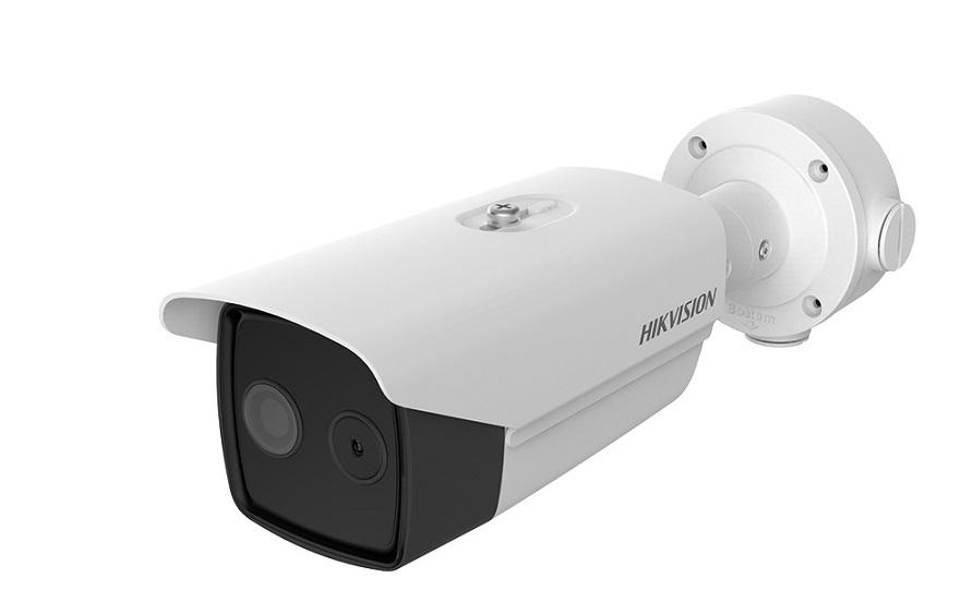 Camera đo thân nhiệt tự động