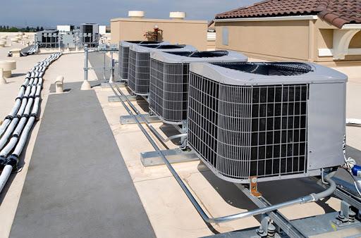 Các thành phần chính trong hệ thống HVAC