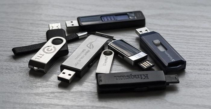 Một số dòng USB phổ biến hiện nay