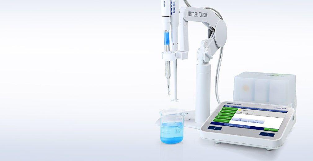 Máy đo độ pH để bàn