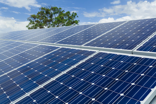 Ứng dụng trong năng lượng pin mặt trời