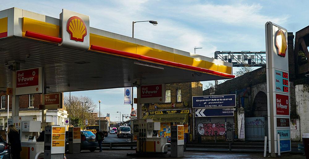 Nhà máy pha chế dầu khí Shell (Đức)