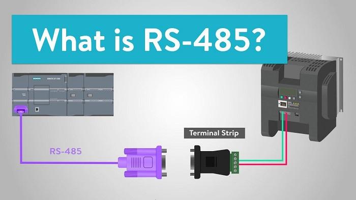 Tiêu chuẩn giao tiếp truyền thông RS485 là gì