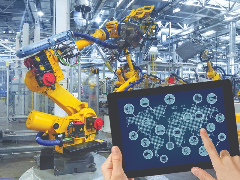 Tự động hoá công nghiệp là gì?