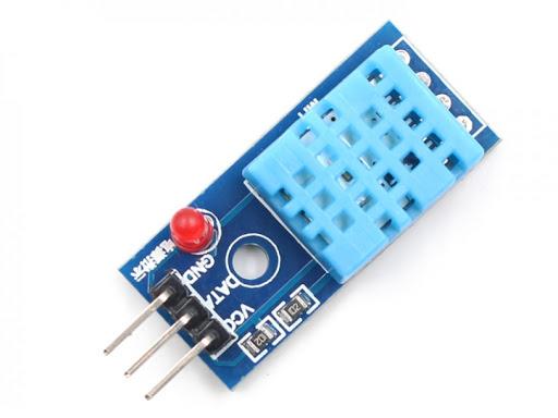 Ứng dụng của cảm biến đo độ ẩm