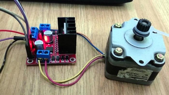 Mạch cầu H ứng dụng trong điều khiển động cơ đơn giản