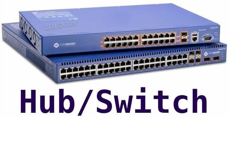 Phân biệt Switch và Hub như thế nào