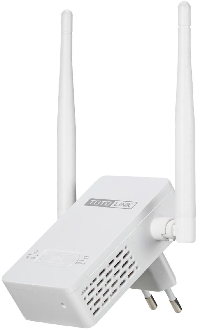 Bộ kích sóng Wifi có thiết kế khá sang trọng và hiện đại
