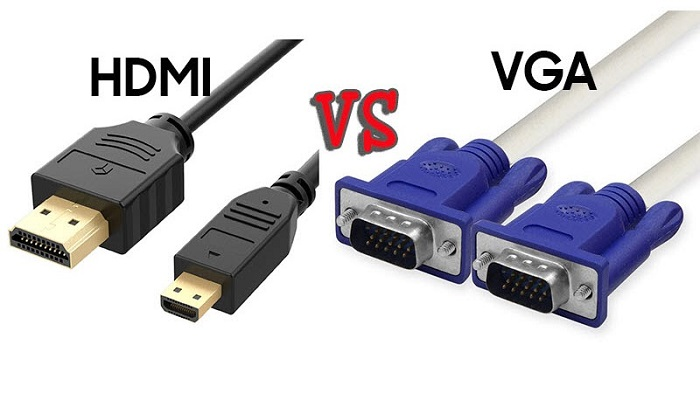 Cách phân biệt cổng VGA và HDMI là gì