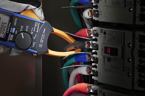 Khả năng đo dòng điện