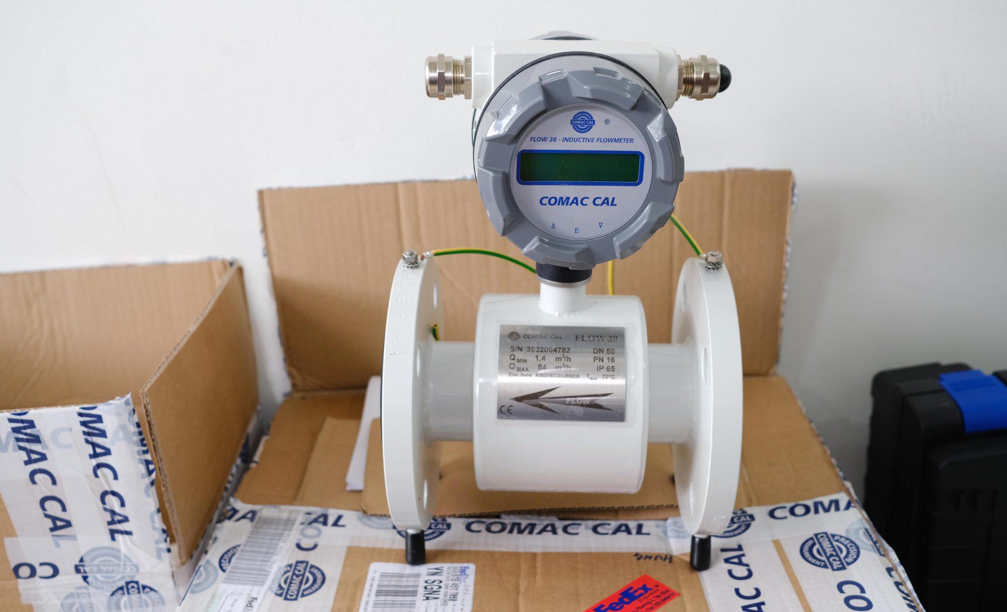 Đồng hồ đo lưu lượng nước là gì?