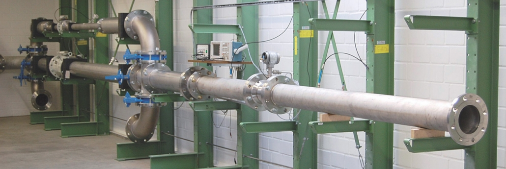 Đồng hồ Flow38 được sử dụng tại các nhà máy
