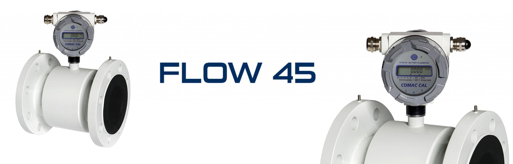 Đồng hồ đo lượng nước Flow45