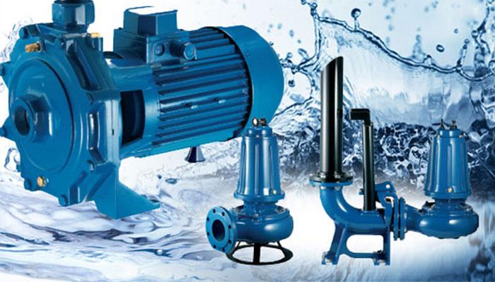 Nguyên lý vận hành của máy bơm nước