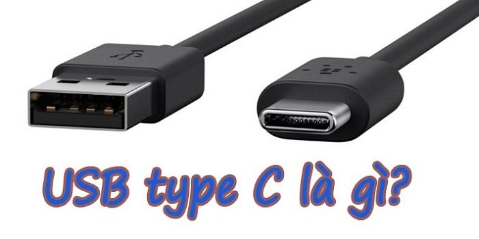 Tìm hiểu về USB type C có khó không