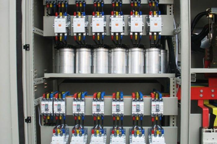 Lắp đặt hệ thống bù công suất nhằm đảm bảo đường truyền điện áp