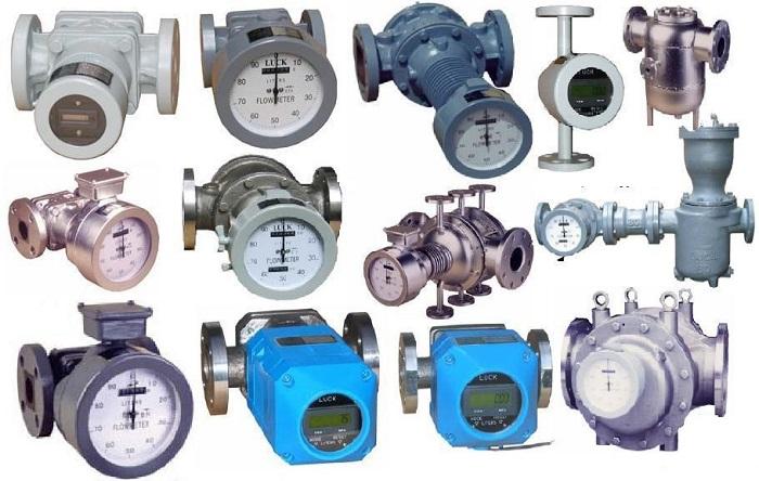 Các loại đồng hồ đo lưu lượng nước hiện nay