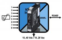 Bộ chuyển đổi NTC có dễ sử dụng không?