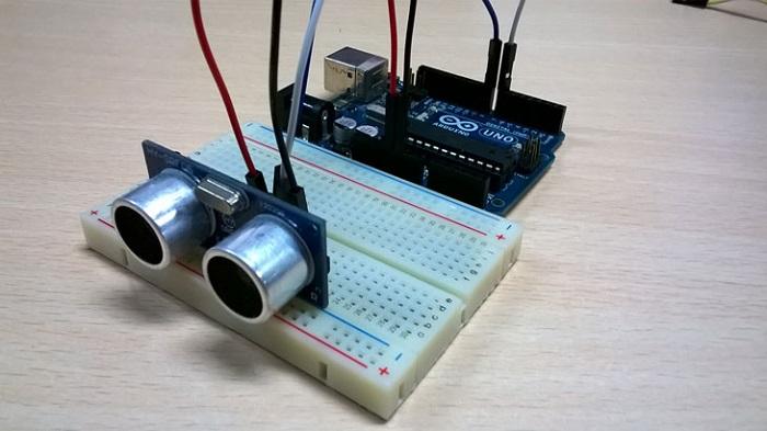Loại cảm biến dùng để đo khoảng cách