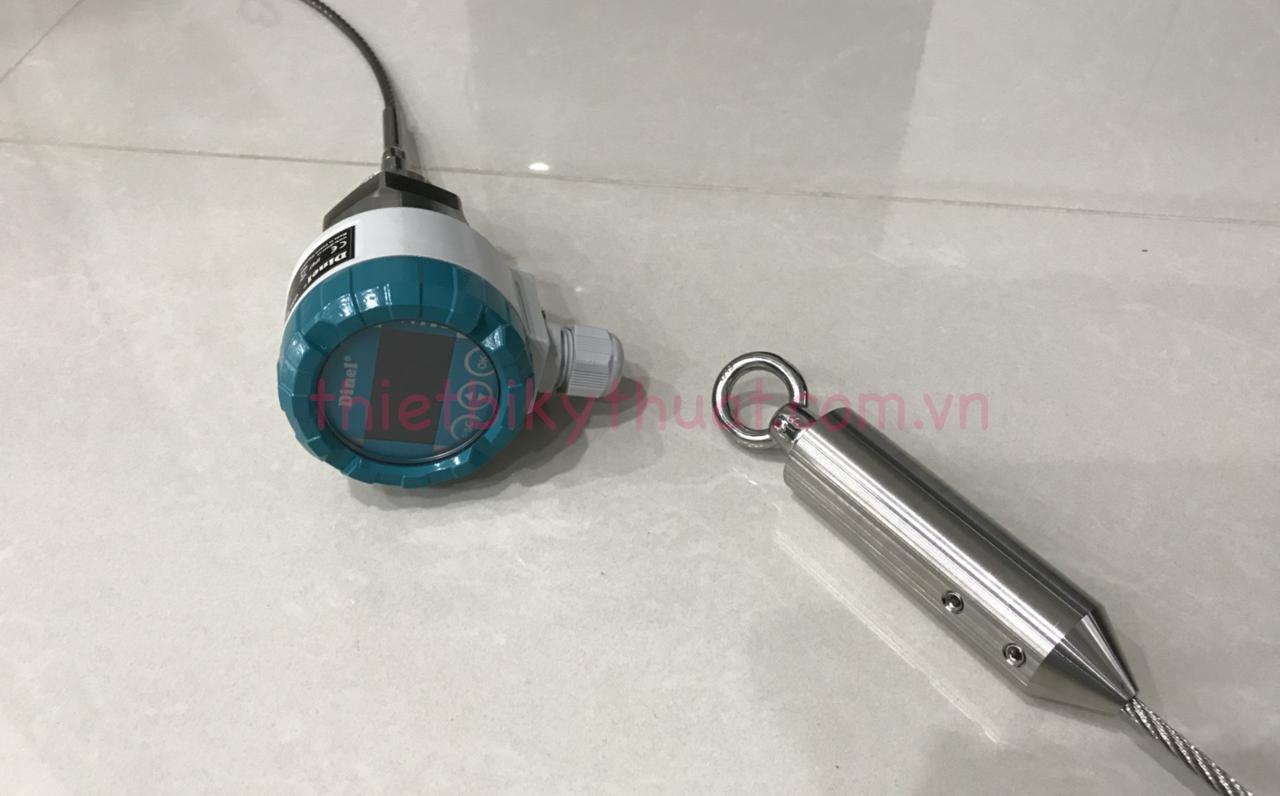 Cuối cảm biến là một neo được dùng để cố định dây cảm biến