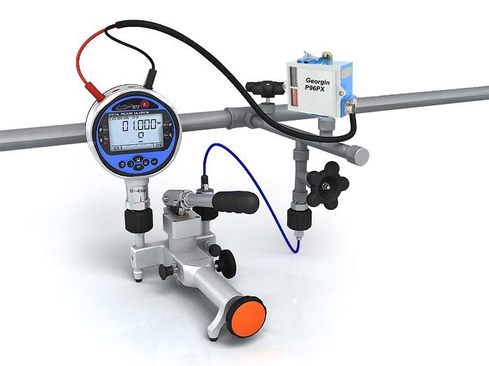 Hình ảnh công tắc đo áp suất khí nén
