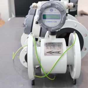 Đồng hồ đo lưu lượng nước điện từ DN65 | Comac - Cal / Czech